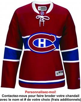 Chandail Reebok NHL 7214 pour femmes