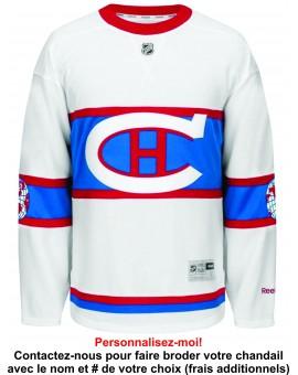 Chandail Reebok NHL 7175J Sr - Canadiens Classique Hivernale
