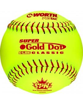 Balle Worth Gold Dot Cor.44 - 375Comp