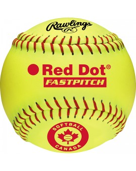 Balle Rawlings Red Dot Fastpitch PX2RYLC 12'