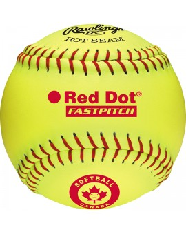 Balle Rawlings Red Dot Fastpitch PX11RYLC 11
