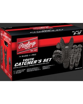 Set Catcher Rawlings Players YT & JR
