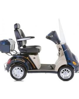 Quadriporteur Ecolo Cycle Et4 Classic