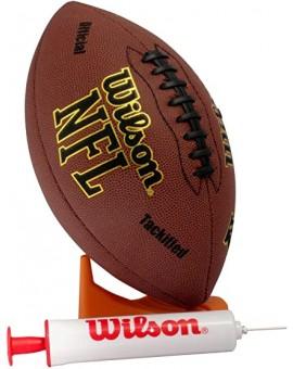 Ballon Football Wilson Allpro+tee+pompe
