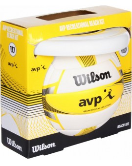 Kit Wilson AVP Ballon de volleyball + frisbee