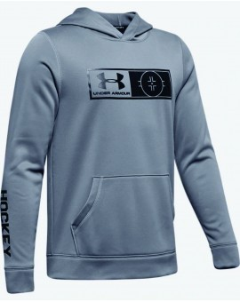 Hoodie Under Armour Hockey 1342929 JR