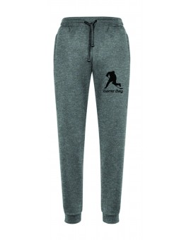 Jogging Game Day Polyester Gris
