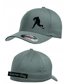 Casquette Game Day Flexfit Charcoal