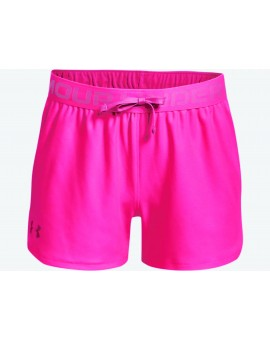 Short Under Armour Play Up JR Fille