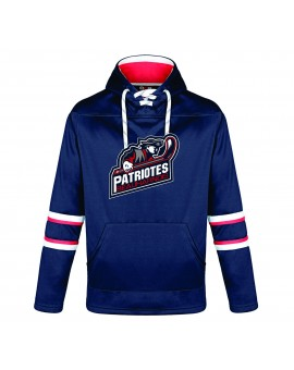 Molleton Cs Hockey Team L00617 Patriot 2lettres