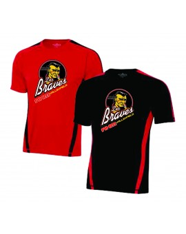 T-shirt Atc Game Day S3519 Braves Valleyfield