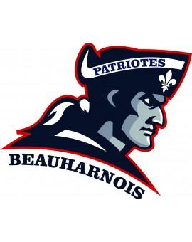 FHMB - Patriotes de Beauharnois - Simple Lettre