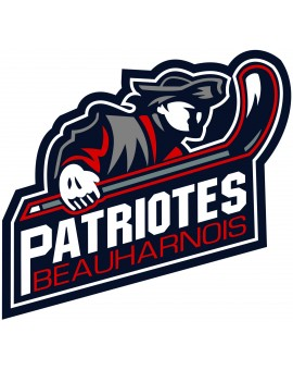 FHMB - Patriotes de Beauharnois - Double lettre